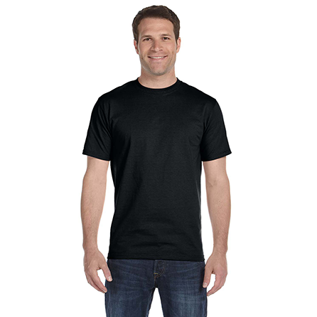Short Sleeve Black T-Shirt - Successful Signs and Awards