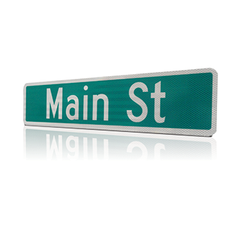 personalized street name sign successful signs and awards