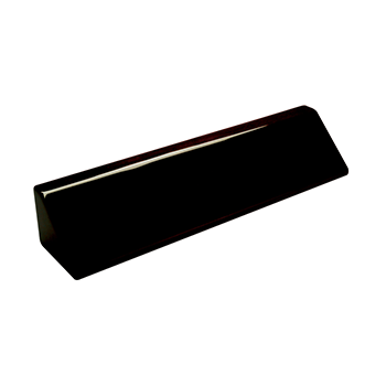 Black Desk Wedge