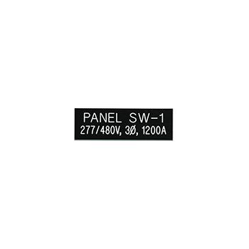 Panel SW -1 277/480V, 30, 1200A