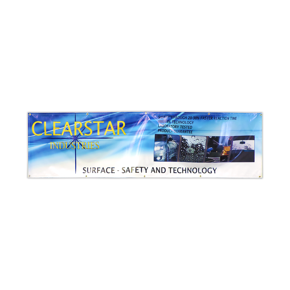 13 oz vinyl banner large custom sizes successful signs and awards