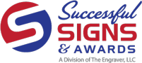 Successful Signs and Awards