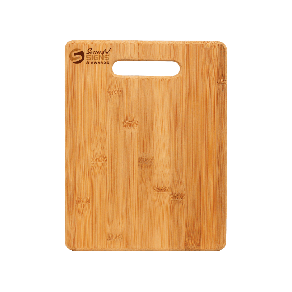 Rectangular Bamboo Cutting Board Successful Signs And Awards