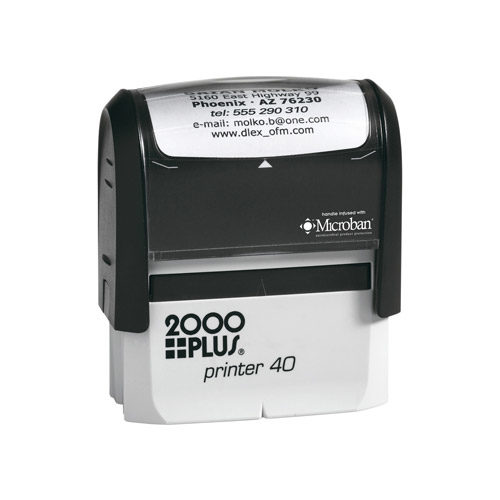 Self Inking Office Stamps
