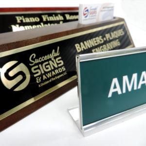 Custom Name Plates