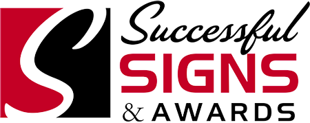 Successful Signs and Awards Retina Logo